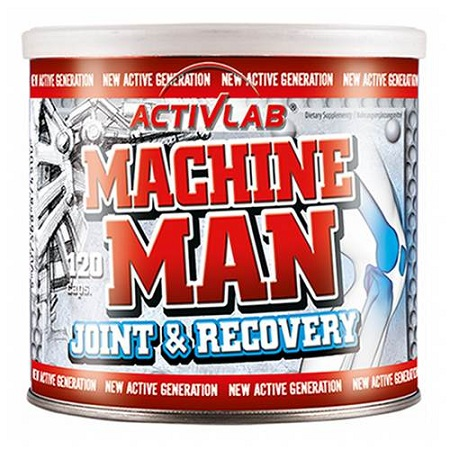 Machine Man Joint & Recovery ActivLab (120 cap)