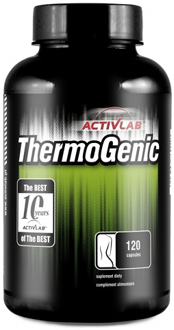 ThermoGenic ActivLab (120 cap)