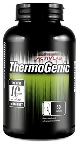 ThermoGenic ActivLab (60 cap)