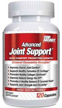 Advanced Joint Support Top Secret Nutrition (120 кап)