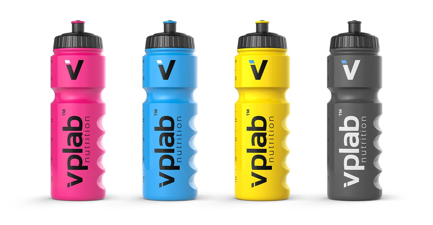 Drinking Bottle Gripper VPLab Nutrition (750 ml)