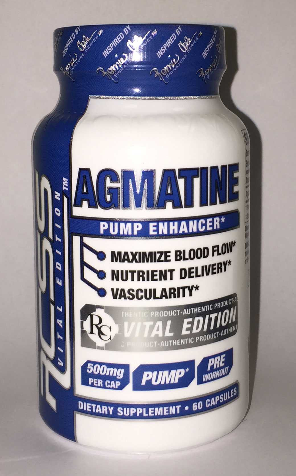 Agmatine 500 Ronnie Coleman (60 кап)