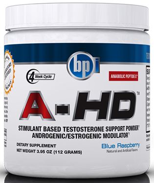 A-HD Powder BPI Sports (112 гр)