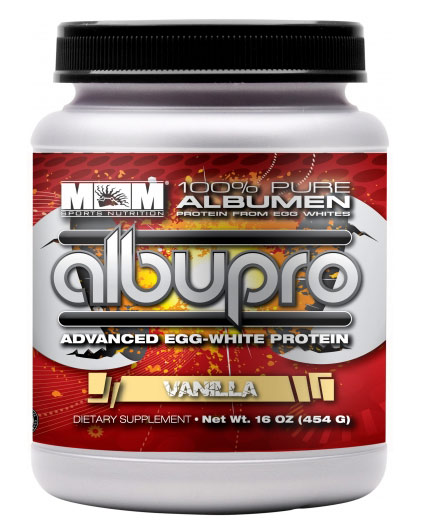 Albupro Max Muscle (454 gr)
