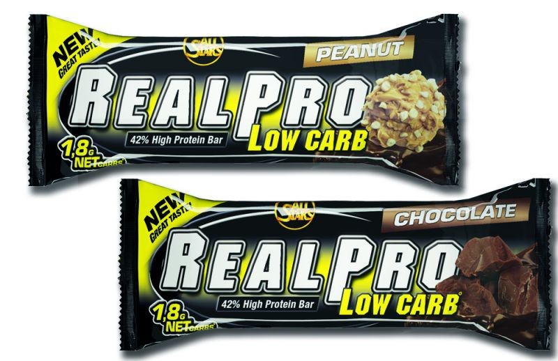 Real Pro Low Carb All Stars (50 gr)