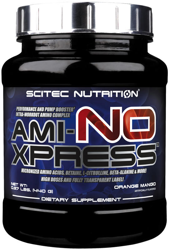 AMI-NO Xpress SCITEC NUTRITION (440 гр)