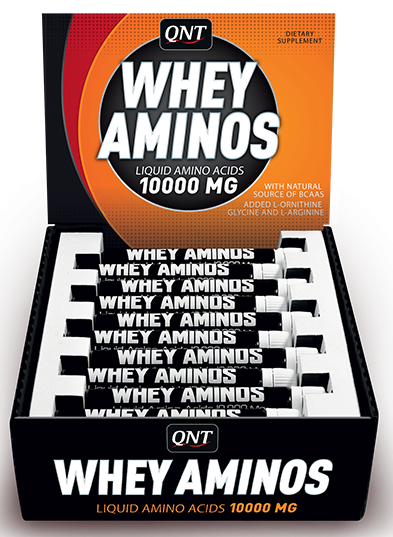 Whey Aminos 10000 mg QNT (20x30 ml)