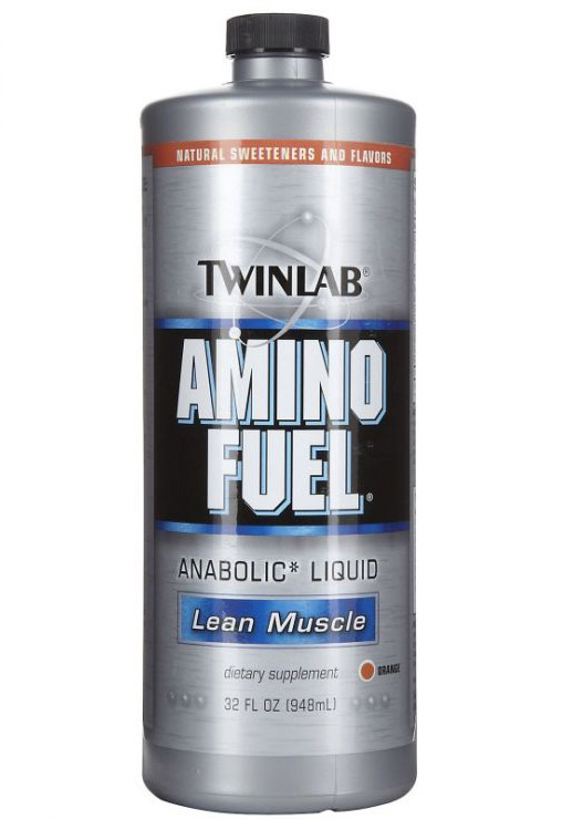Amino Fuel Liquid Twinlab (948 мл)