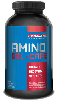 Amino Gel-Caps (200 кап)