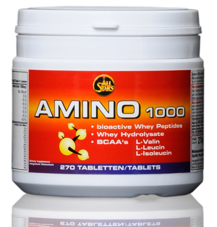 Amino 1000 All Stars (270 tab)