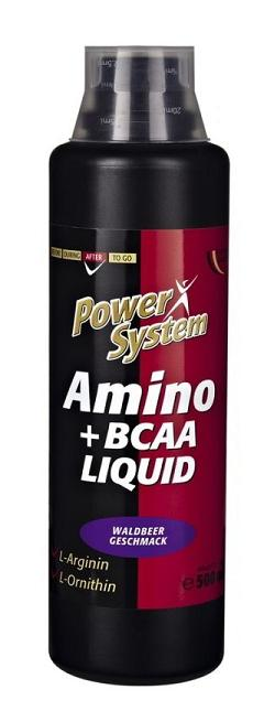 Amino + BCAA Liquid Power System (500 мл)