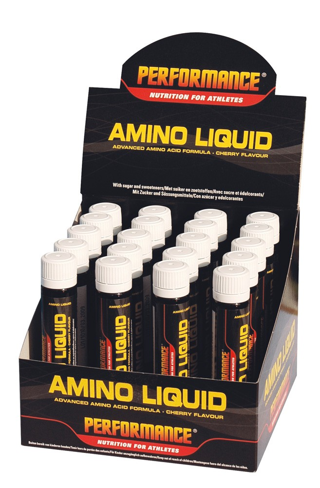 LIQUID AMINO PERFORMANCE (20 x 25 мл)