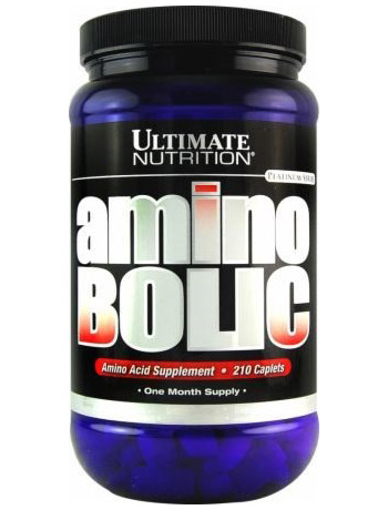Aminobolic Ultimate Nutrition (210 таб)