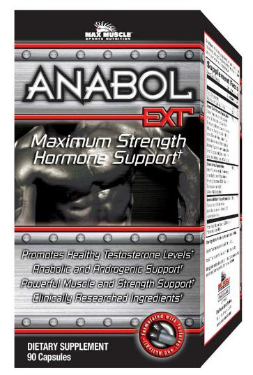 Anabol EXT Max Muscle (90 кап)