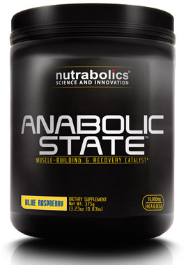 Anabolic State Nutrabolics (375 гр)
