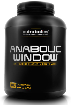 Anabolic Window Nutrabolics (2270 гр)