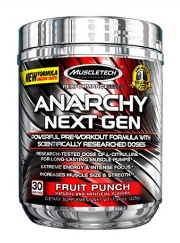 Anarchy Next Gen Muscle Tech (185 gr)