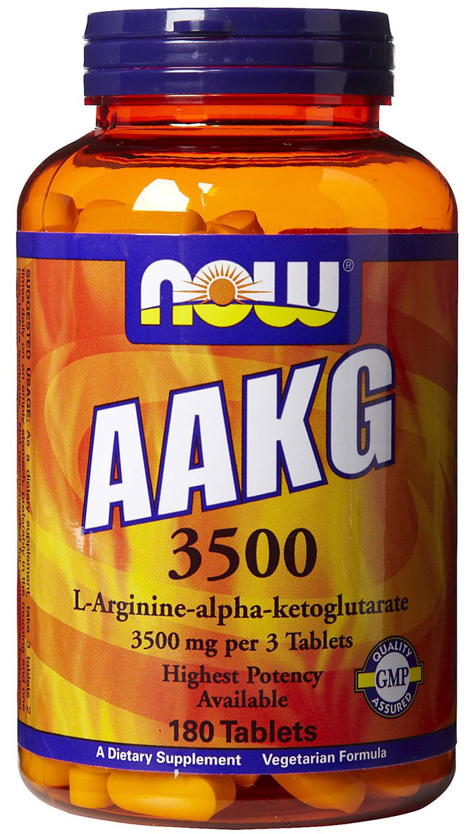 AAKG 3500 NOW (180 таб)