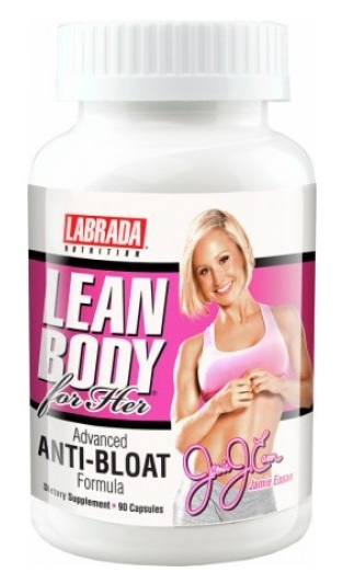 Advanced Anti-Bloat Formula Labrada Nutrition (90 cap)