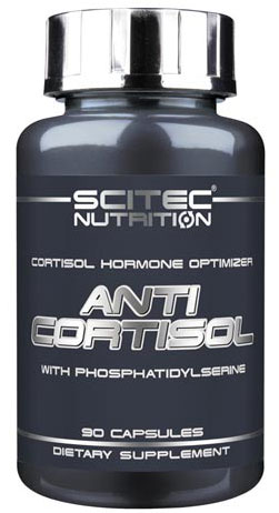 ANTI CORTISOL SCITEC NUTRITION (90 cap)