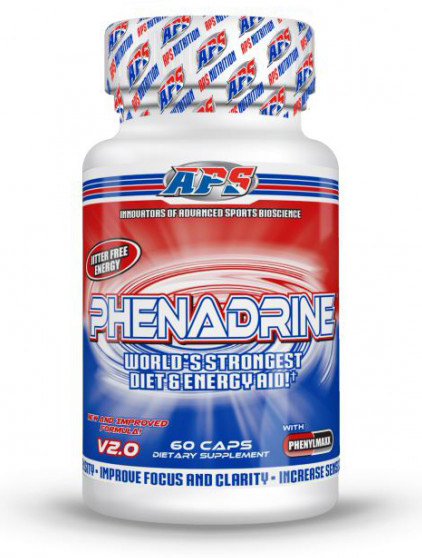Phenadrine APS Nutrition (60 кап)