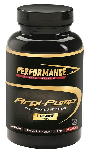 Argi-Pump Performance (90 кап)