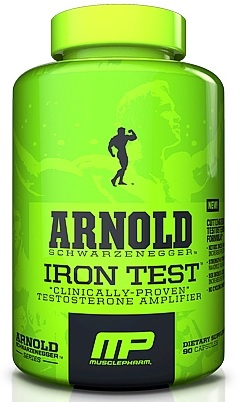 Iron Test MusclePharm (90 кап)