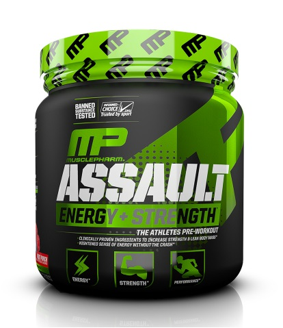 Assault Sport Series MusclePharm (333-345 гр, 30 порций)