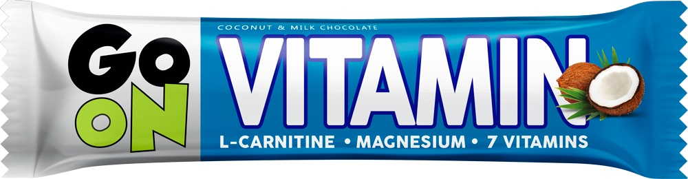 Vitamin bar GO ON Sante (50 g)