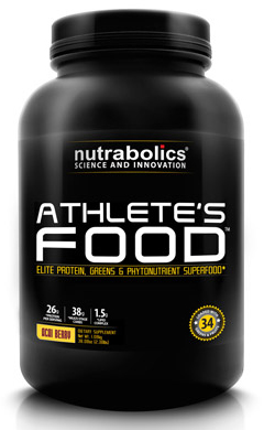 Athlete's Food Nutrabolics (1080 гр)