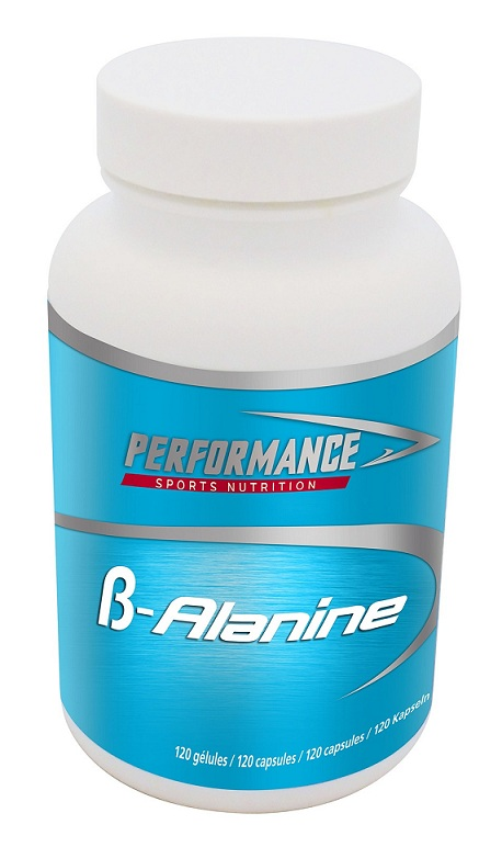 Beta-Alanine Performace (120 кап)