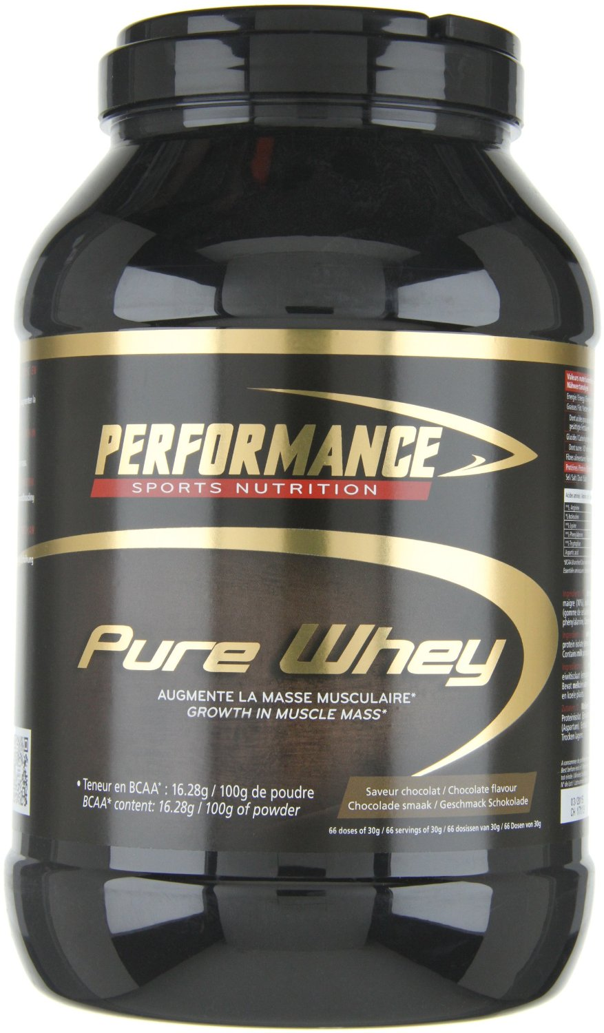 PURE WHEY (2000 gr)