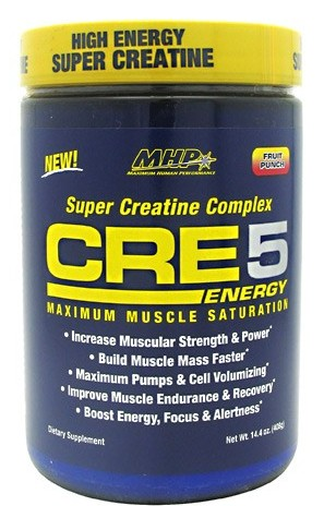 CRE 5 Energy MHP (408-414 g)