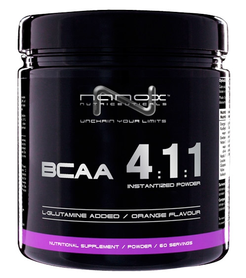 BCAA powder 4:1:1 Nanox (300 gr)