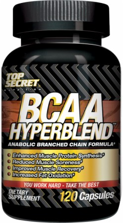 BCAA HyperBlend Anabolic Top Secret Nutrition (120 кап)