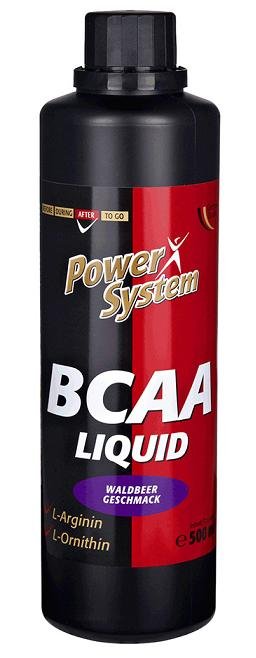 BCAA Liquid Power System (500 мл)(годен до 03/2017)