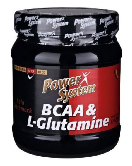 BCAA + L-Glutamine Power System (450 гр)