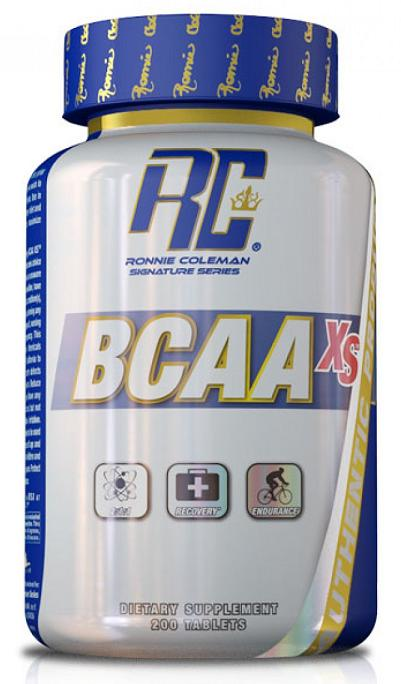 BCAA-XS Ronnie Coleman (200 tab)