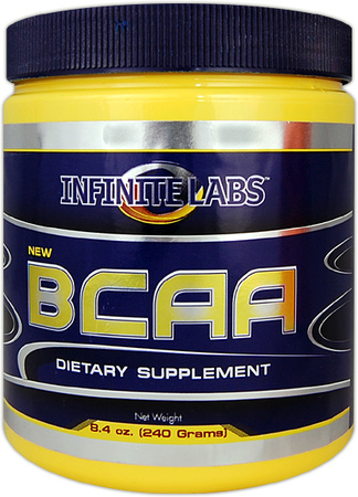 BCAA Powder Infinite labs (240 гр)