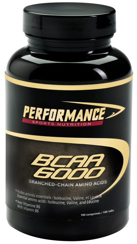 BCAA 6000 PERFORMANCE (100 таб)