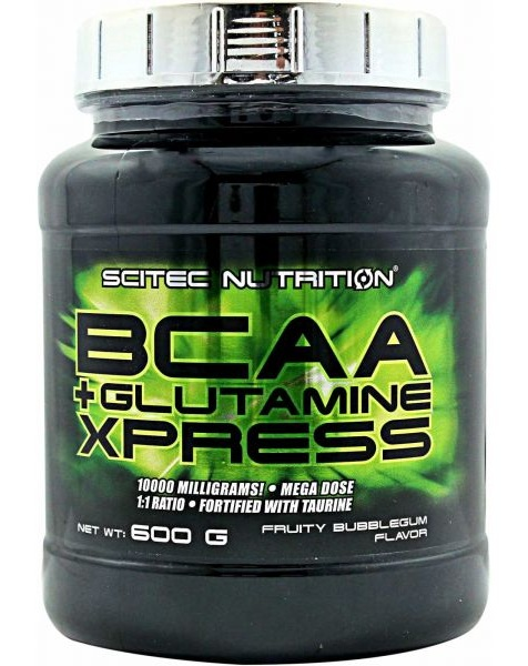 BCAA + Glutamine Xpress Scitec Nutrition (600 гр)