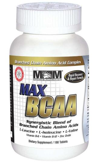 Max BCAA Max Muscle (180 таб)