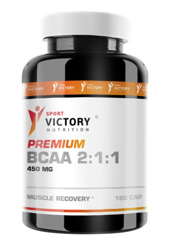 Premium BCAA Sport Victory Nutrition (180 капс)