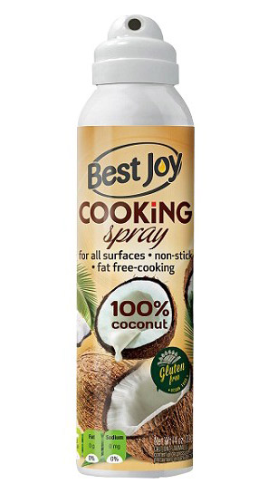 Best Joy Cooking Spray (спрей из кокосового масла) (201 гр)