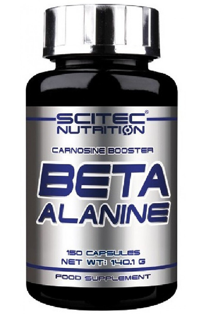 BETA ALANINE (ACID KILLER CAPS) SCITEC NUTRITION (150 cap)