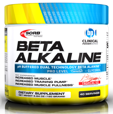 Beta Alkaline BPI (160 гр)