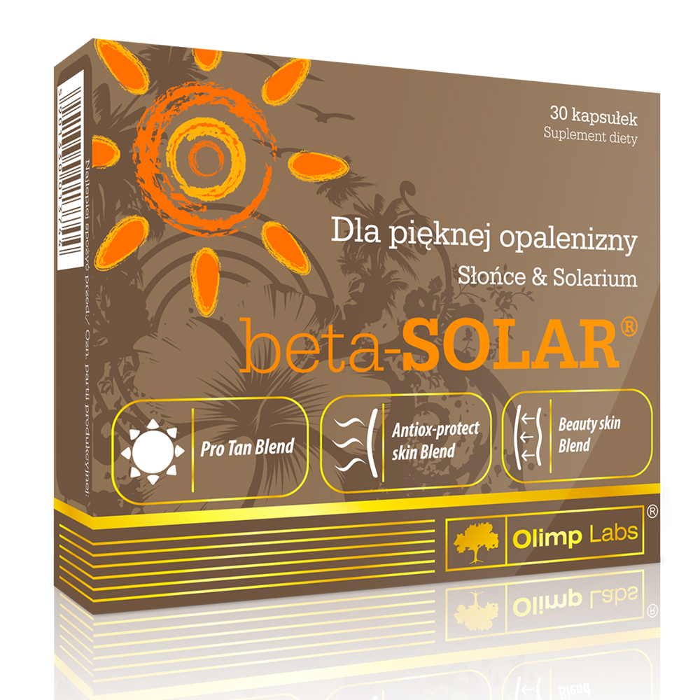 beta-SOLAR Olimp (30 cap)