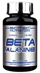 BETA ALANINE (ACID KILLER CAPS) SCITEC NUTRITION (150 кап)