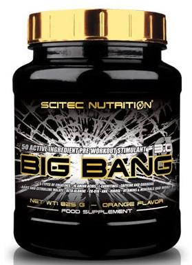 BIG BANG 3.0 SCITEC NUTRITION (825 gr)