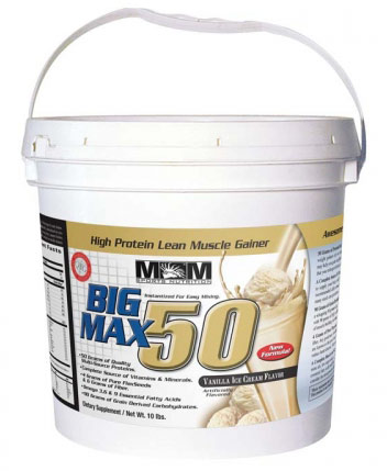 Big Max 50 Max Muscle (4540 gr)